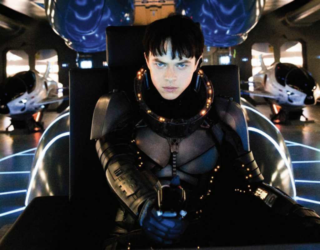 Valerian: Luc Besson's hero drives a Lexus