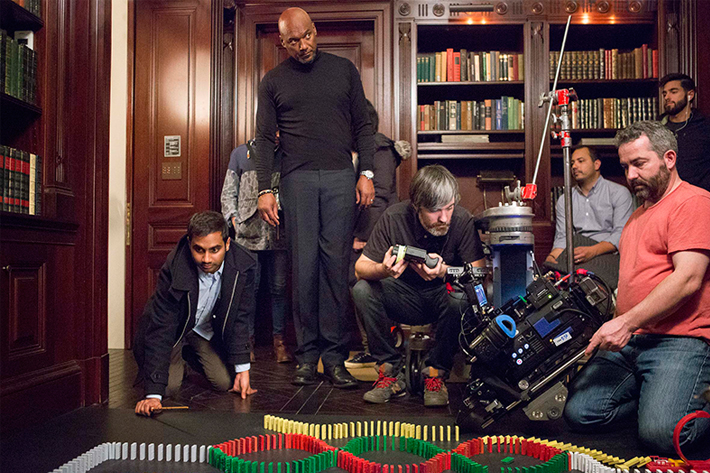 Master of None and Love: shooting with the Varicam 35