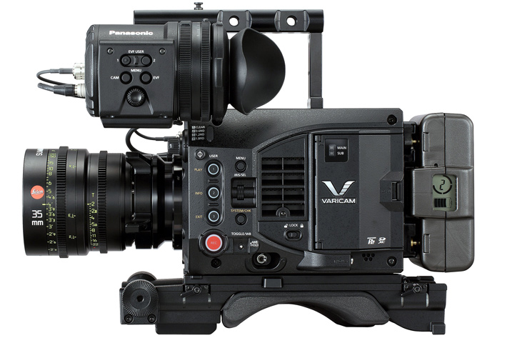 Panasonic VariCam LT 4K 'Ready for Live' assignments