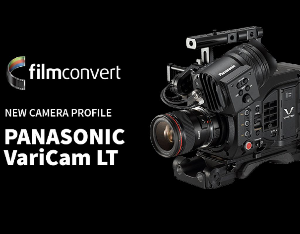 A new profile for the Panasonic VariCam LT