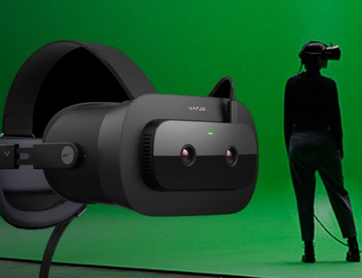 Varjo XR-1: the world's first Virtual Reality headset with chroma key