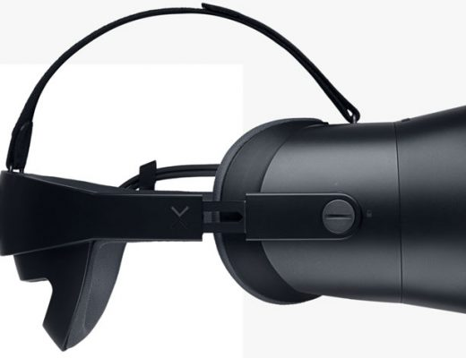 Varjo VR-1, the world's first human eye-resolution VR headset