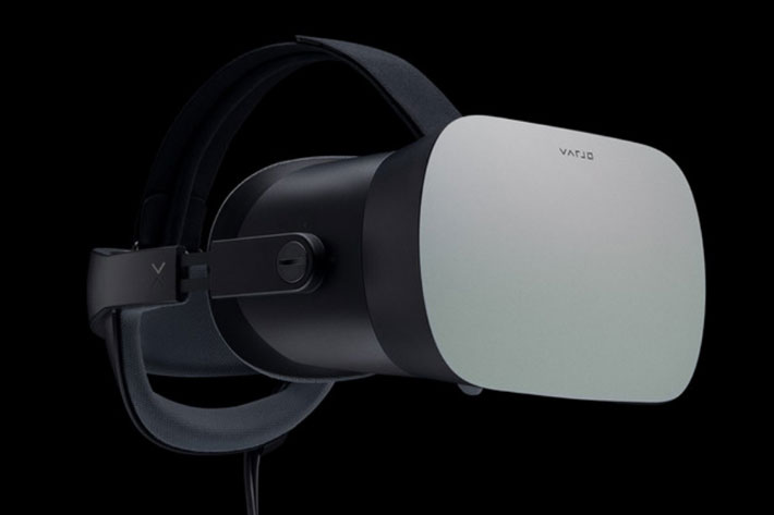 Varjo VR-1: the world's first human eye-resolution VR headset costs
