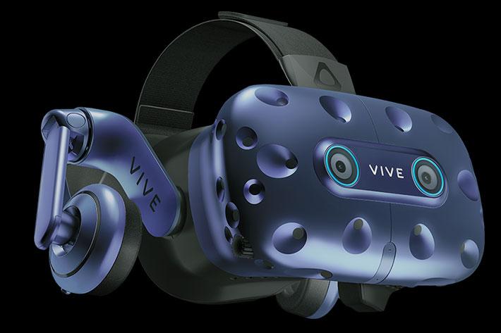 Varjo VR-1, the world's first human eye-resolution VR headset