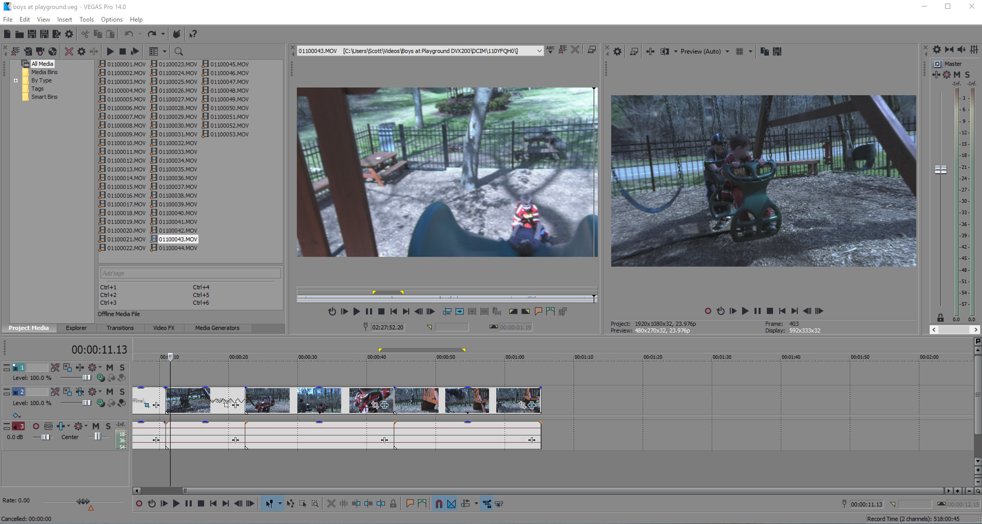 An in-depth discussion about Magix VEGAS Pro by Scott Simmons