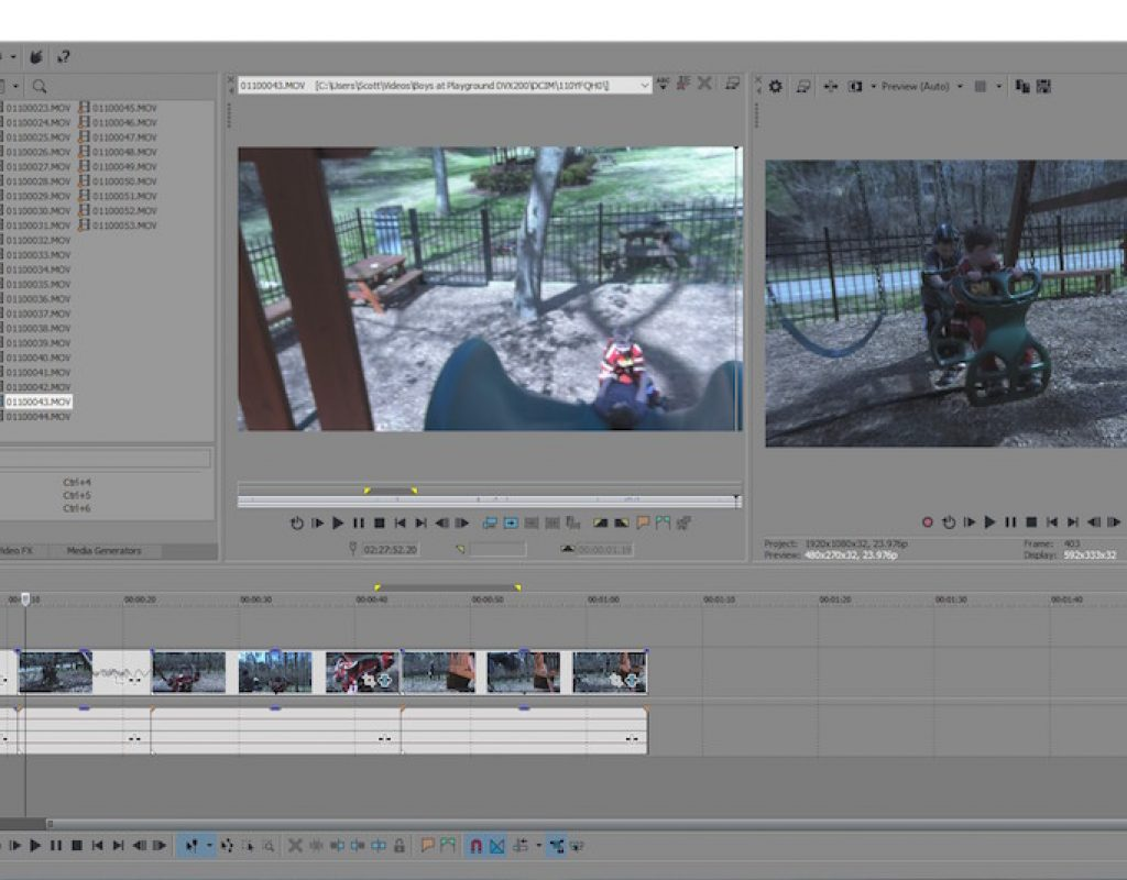 An in-depth discussion about Magix VEGAS Pro 1