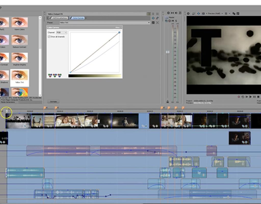 VFX Basics with Vegas Pro 1