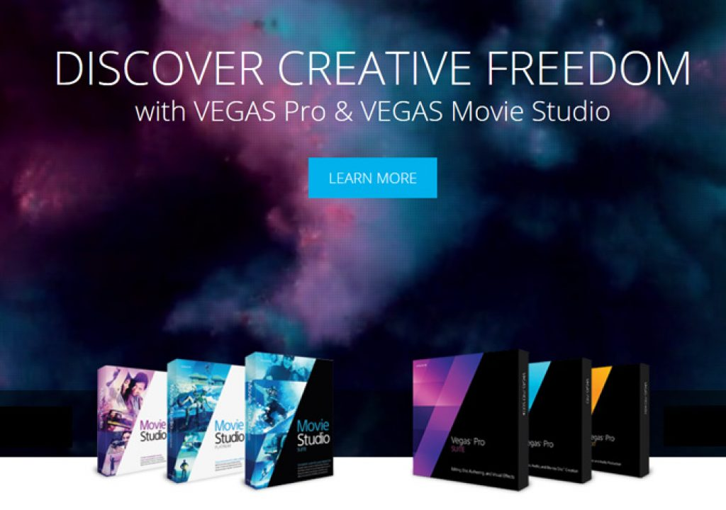 Paving the way for VEGAS Pro 14