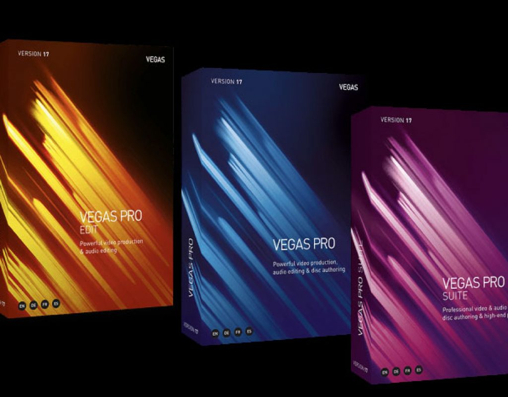 MAGIX: VEGAS Pro 17 has more than 30 new features