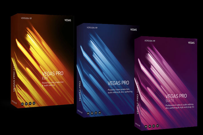 MAGIX: new VEGAS Pro 17 video editor has more than 30 new features