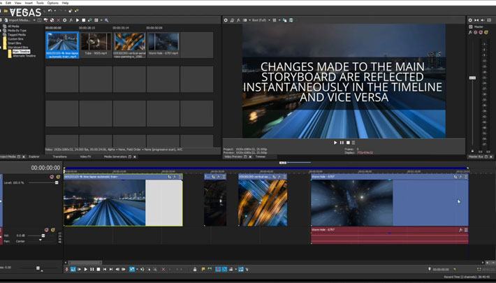 MAGIX: new VEGAS Pro 17 video editor has more than 30 new features 3