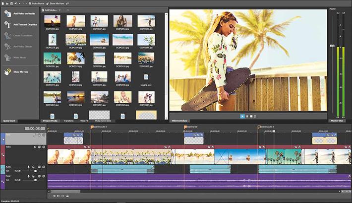VEGAS Movie Studio 15: VEGAS Pro for everyone