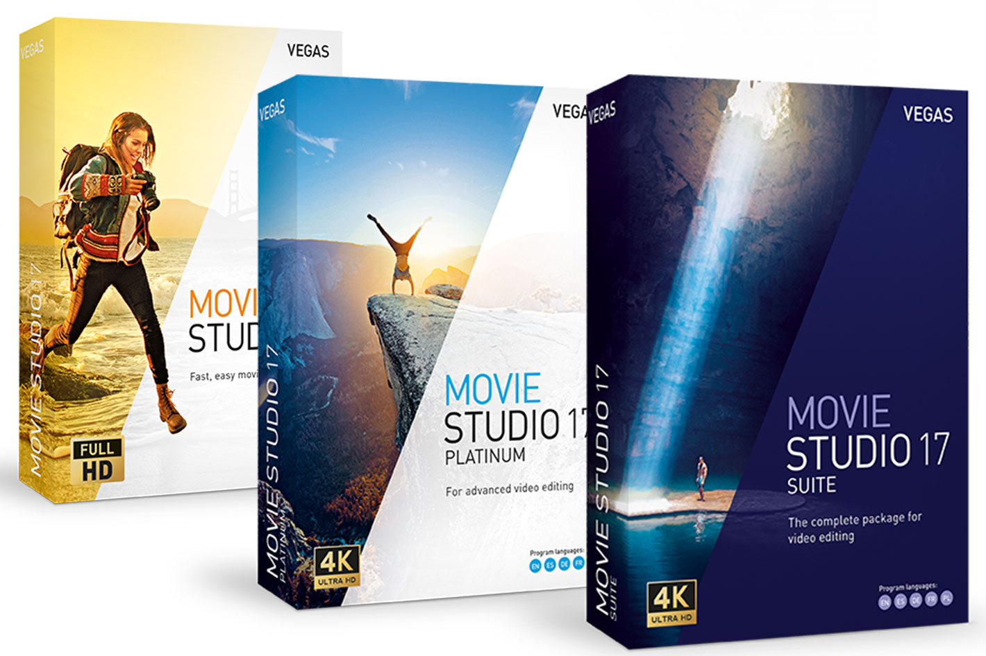 VEGAS Movie Studio 17: pro-level video editing features for the masses
