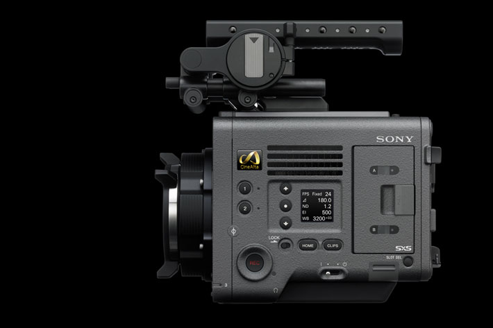 Sony VENICE gets High Frame Rate shooting up to 4K 120fps 3
