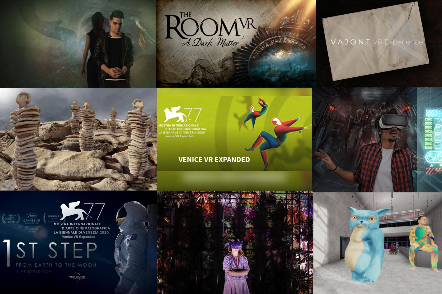 Venice VR Expanded: 44 projects from 24 countries