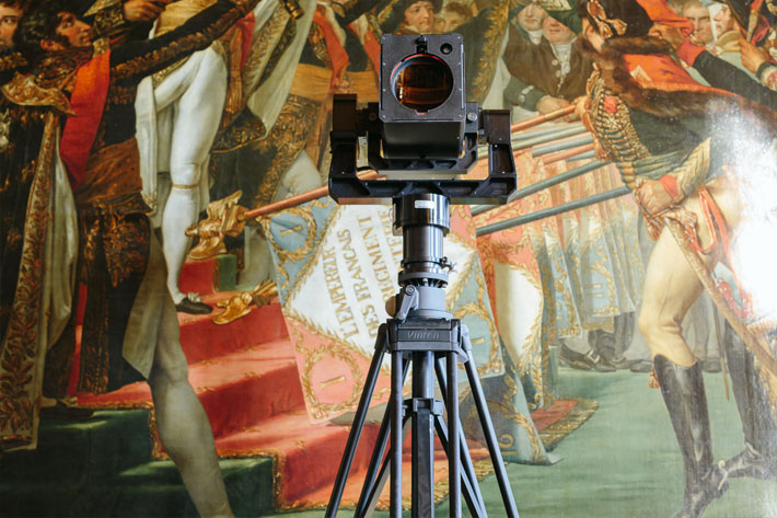 The Palace of Versailles: going behind the scenes of a VR production 1