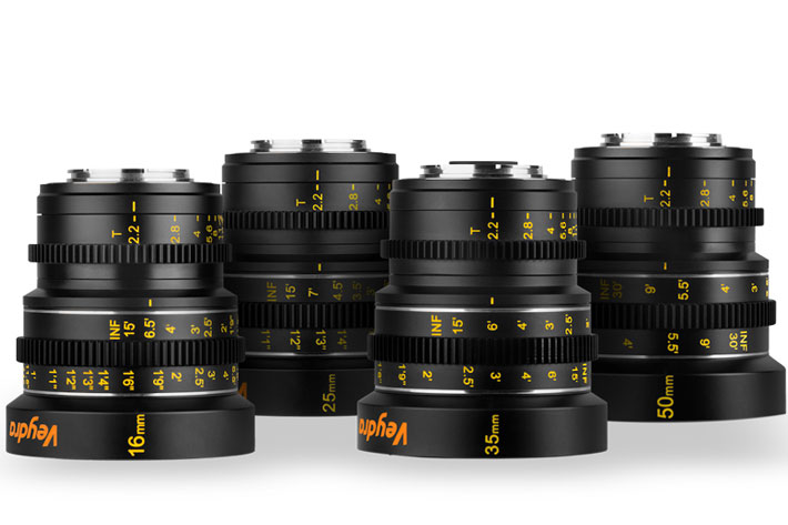 Veydra cinema lenses has gone out of business