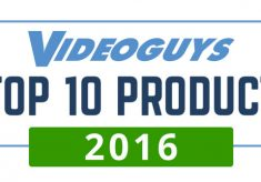 Videoguys will Reveal Top 10 Products of 2016 on Facebook Live