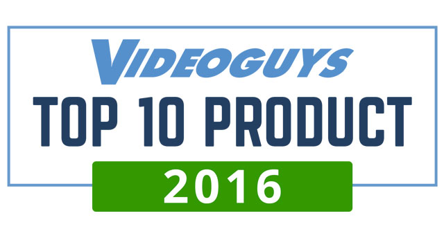 Facebook Live event: Videoguys Top 10 of 2016