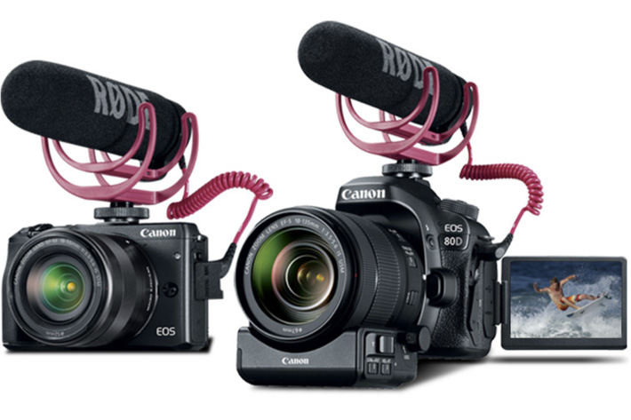 Canon now has 5 Video Creator Kits