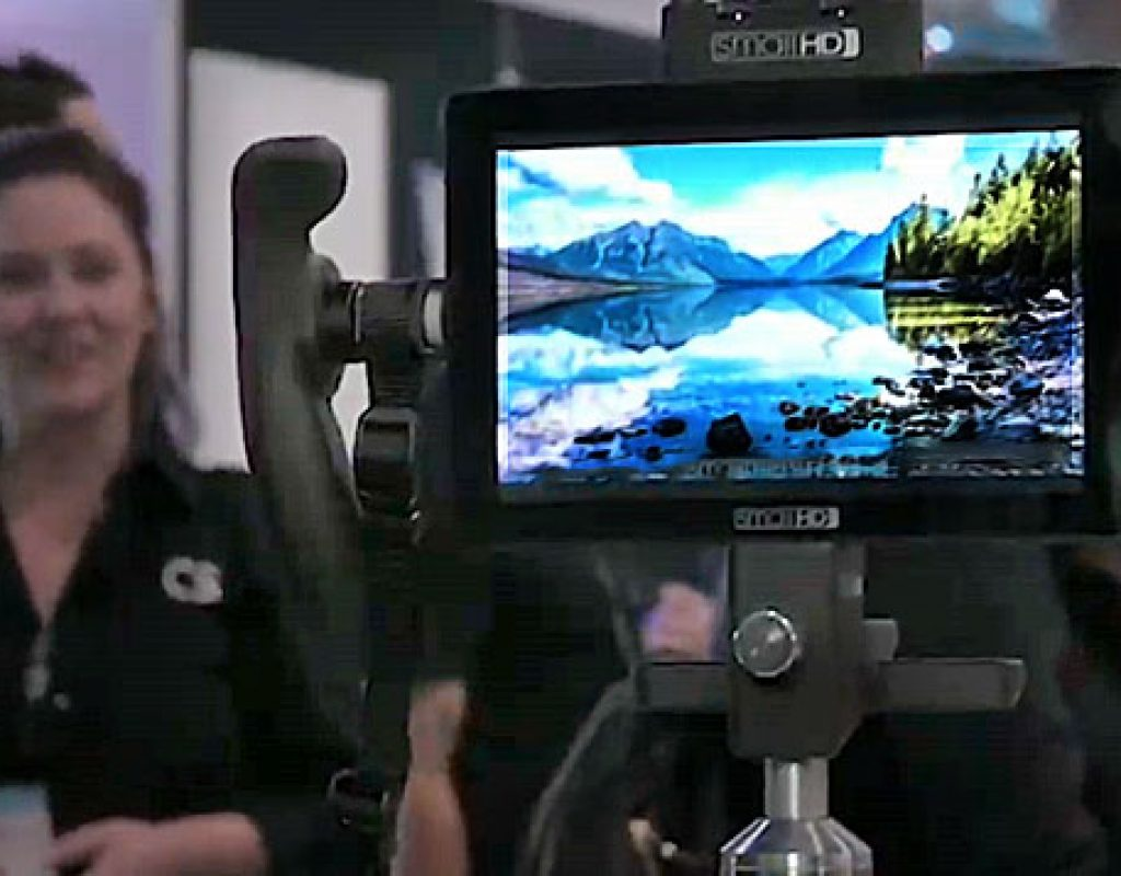 The SmallHD Cine 7 SK RX with Teradek wireless technology 3