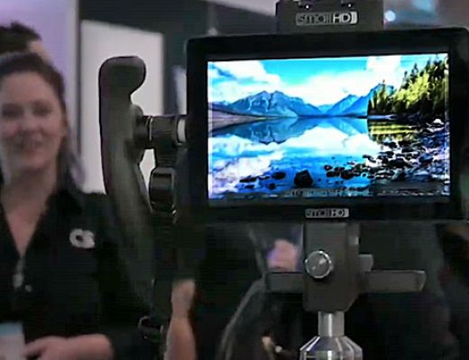 The SmallHD Cine 7 SK RX with Teradek wireless technology 1