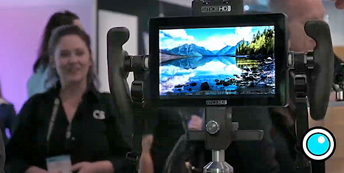 The SmallHD Cine 7 SK RX with Teradek wireless technology 4