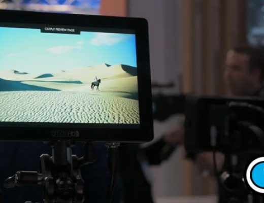 SmallHD Cine 7 and other exciting new monitors