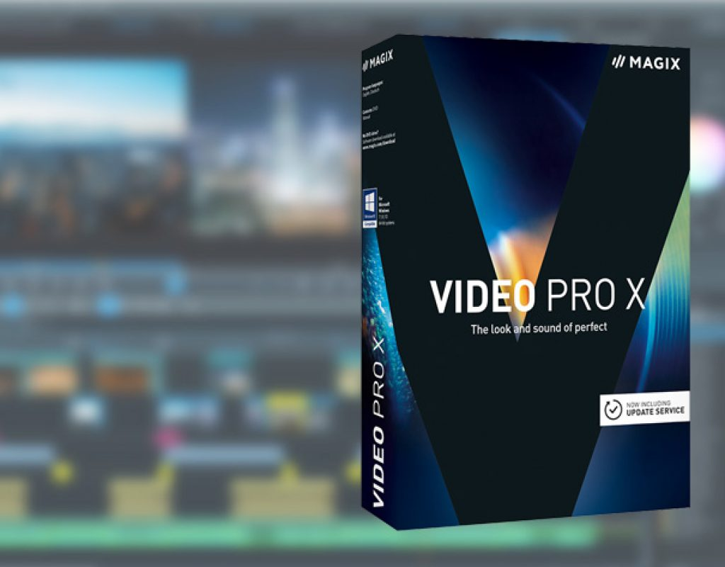 Video Pro X : color grading, audio tools and video effects