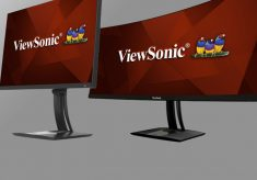 ViewSonic: new professional monitors