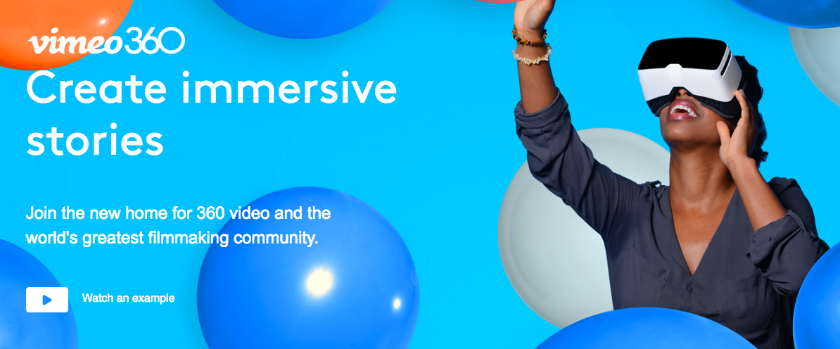 Vimeo 360 Enables Filmmakers to Make Money and Content with 360 Video 5