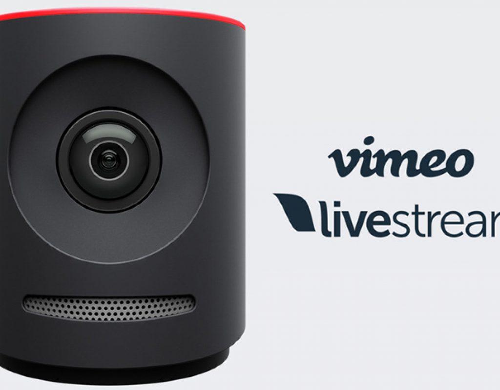 Vimeo and Livestream launch Mevo Plus