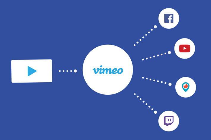 Vimeo: new tools mean social media is just one click away