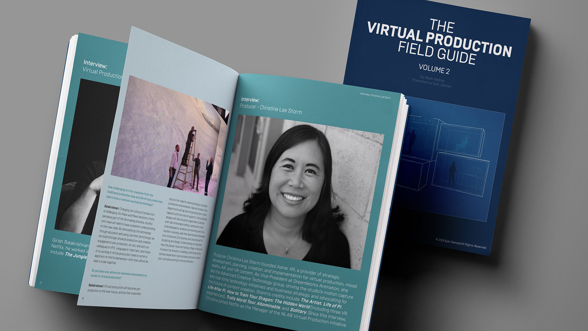 The Virtual Production Field Guide: Epic Games releases Volume 2