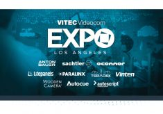Free Vitec Videocom Expo in Los Angeles
