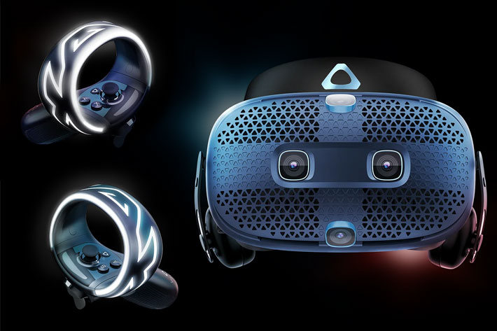 HTV Vive Cosmos: new Virtual Reality headset arrives in October