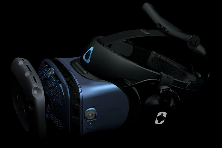 HTC Vive Cosmos: new Virtual Reality headset arrives in October 1