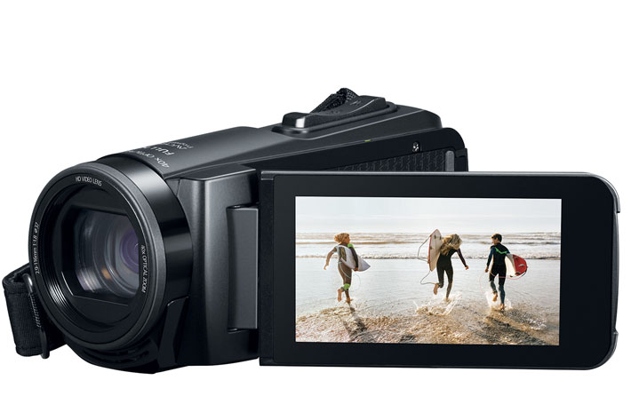 Canon at CES: VIXIA HF W11 and HF W10, the waterproof camcorders