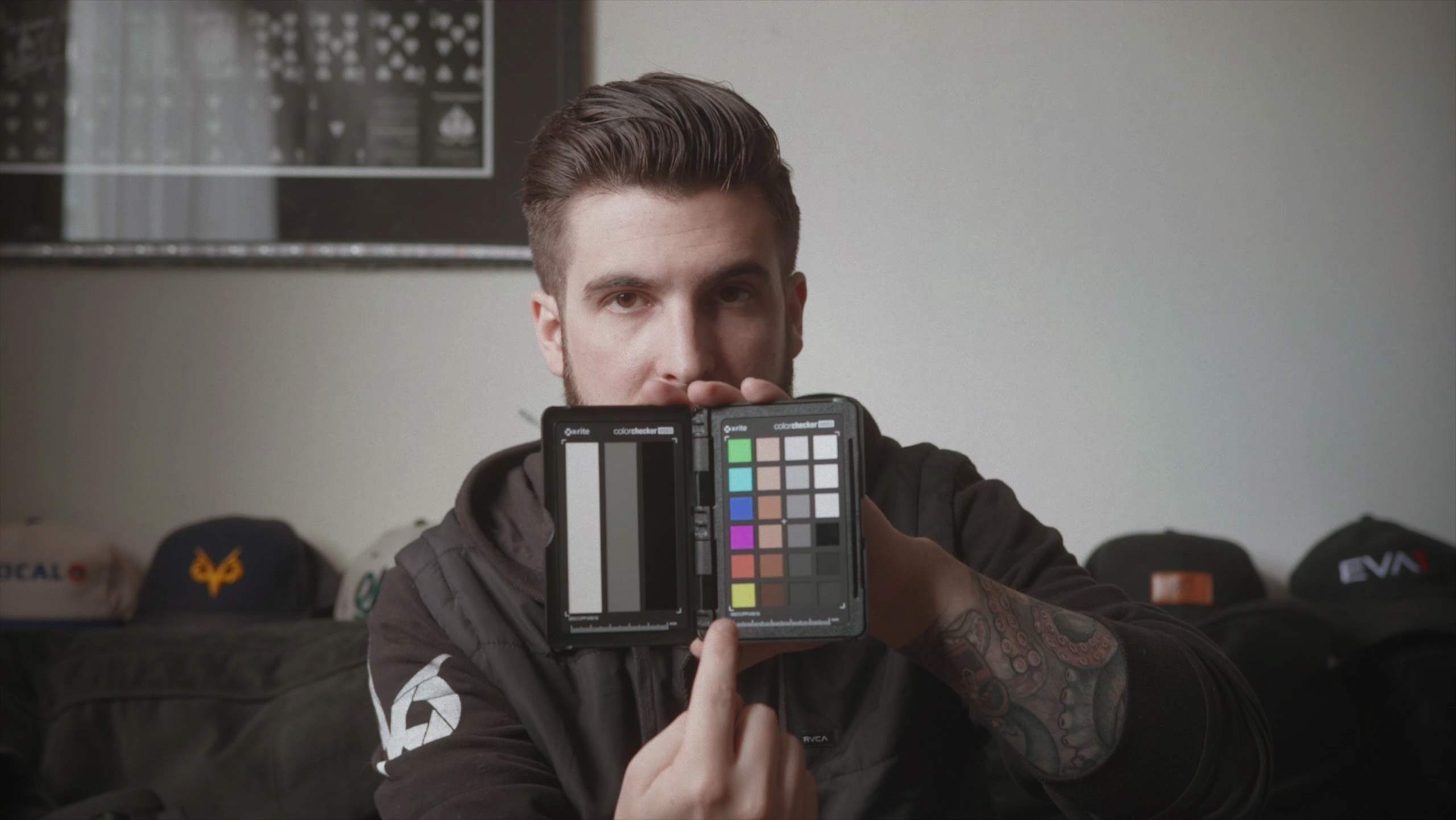 Review: The i1 Filmmaker Kit and Colorchecker Video from X-Rite 3