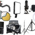 PVC's  2019 Ultimate Guide to Christmas gift ideas for vloggers and YouTubers