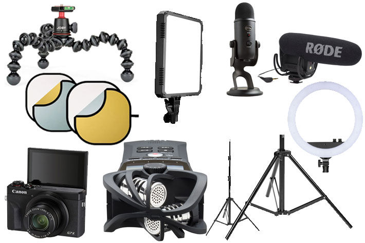 Best Christmas gifts for vloggers and YouTubers