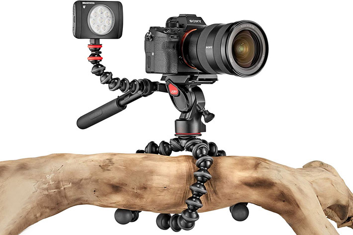 PVC's 2019 Ultimate Guide to Christmas gift ideas for vloggers and YouTubers 3