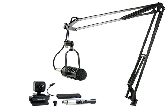Video Podcasting Station debuts at NAB 2018