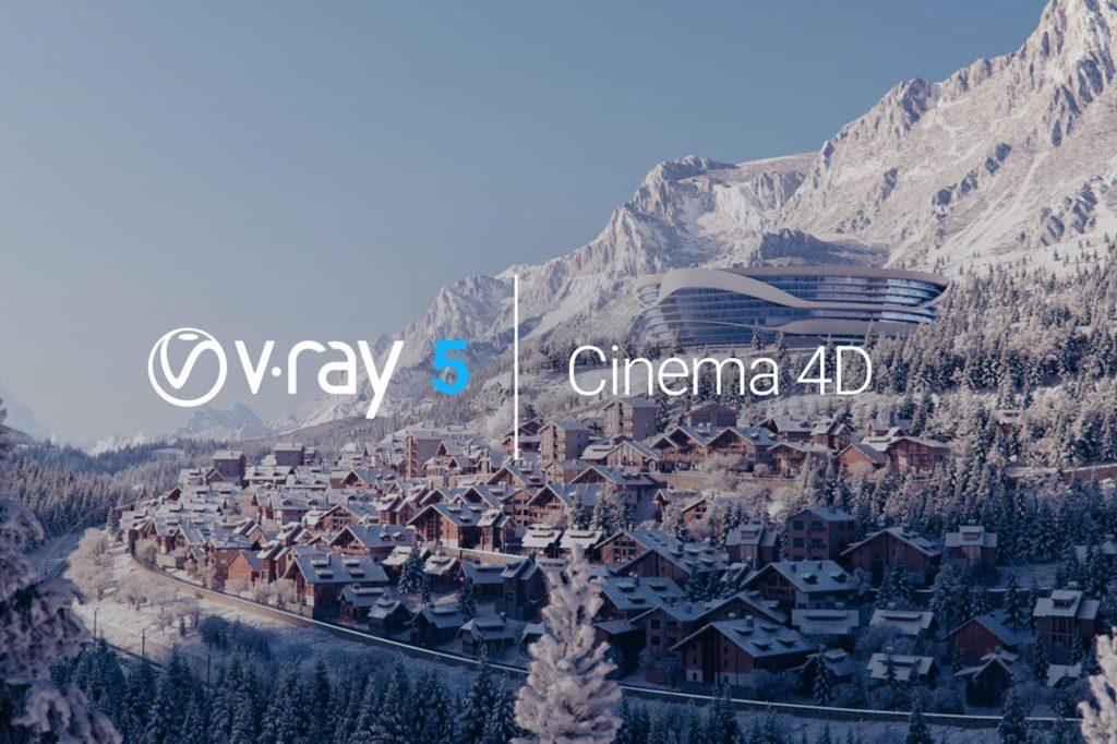 V-Ray 5 for Cinema 4D: upgrade brings full V-Ray experience