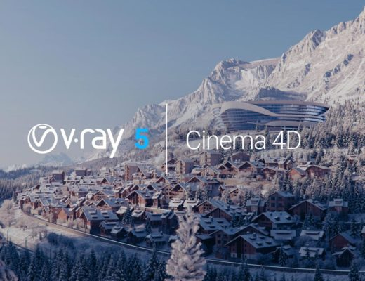 V-Ray 5 for Cinema 4D: upgrade brings full V-Ray experience