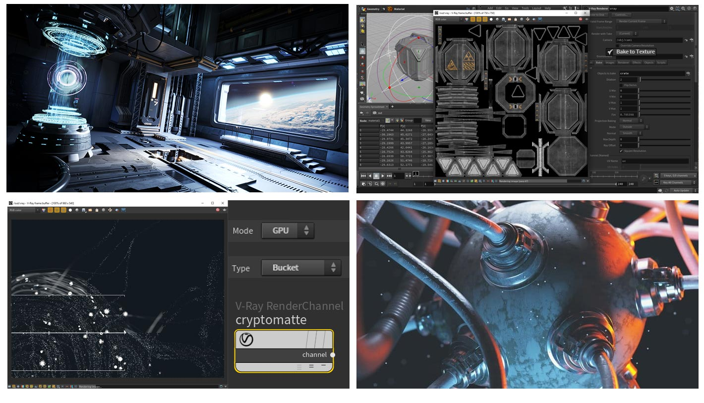 V-Ray 5 Benchmark: test your system's rendering speed