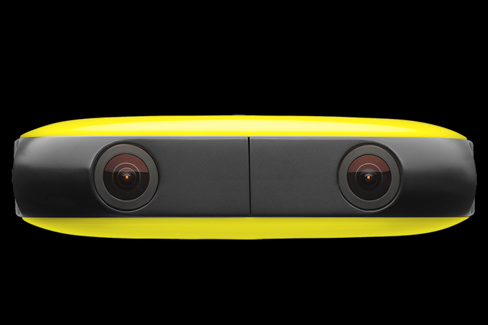 Humaneyes launches Vuze VR camera