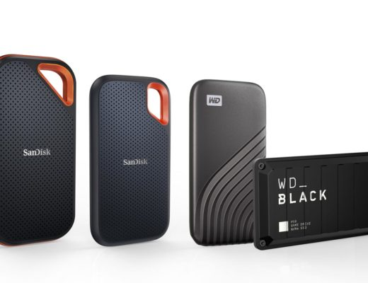 Western Digital: the new 4TB portable SSDs