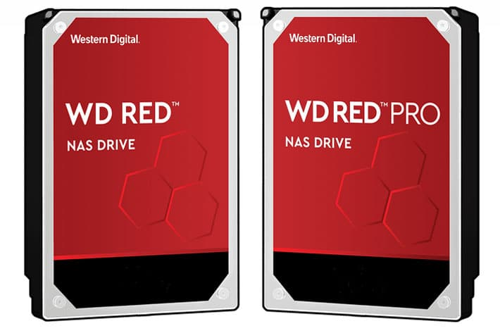 WD Red SA500 SSD: a new SSD, designed for NAS and 4K and 8K video editing 2
