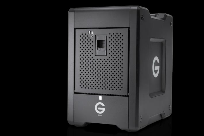 Edit 8K RAW video with new G-Technology solutions